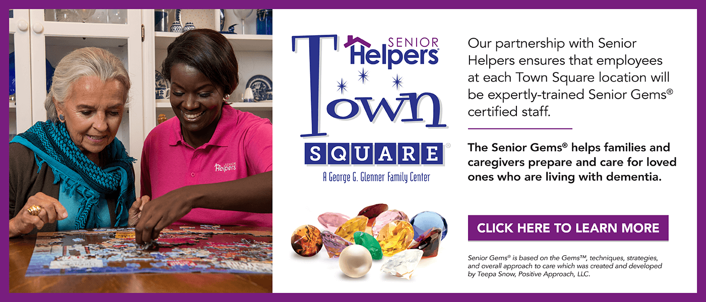 TOWN SQUARE Senior Helpers