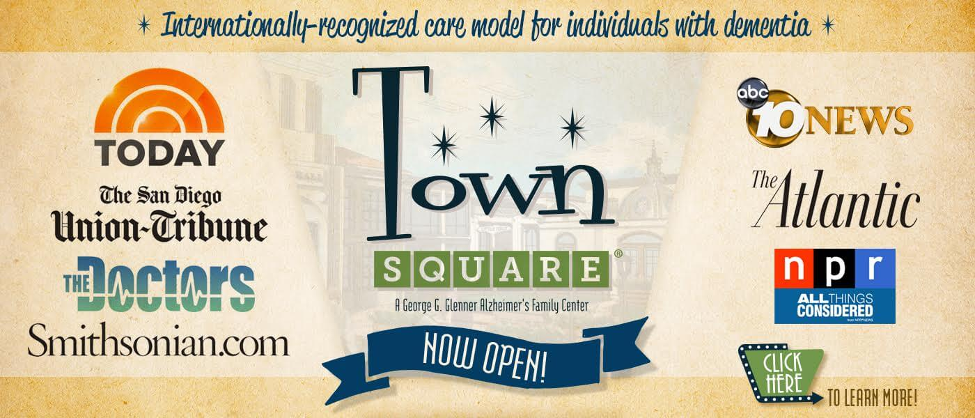 TOWN SQUARE Now Open