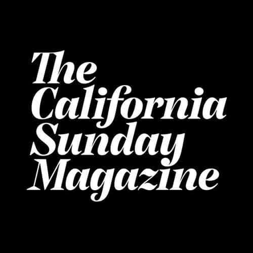 The California Sunday Magazine
