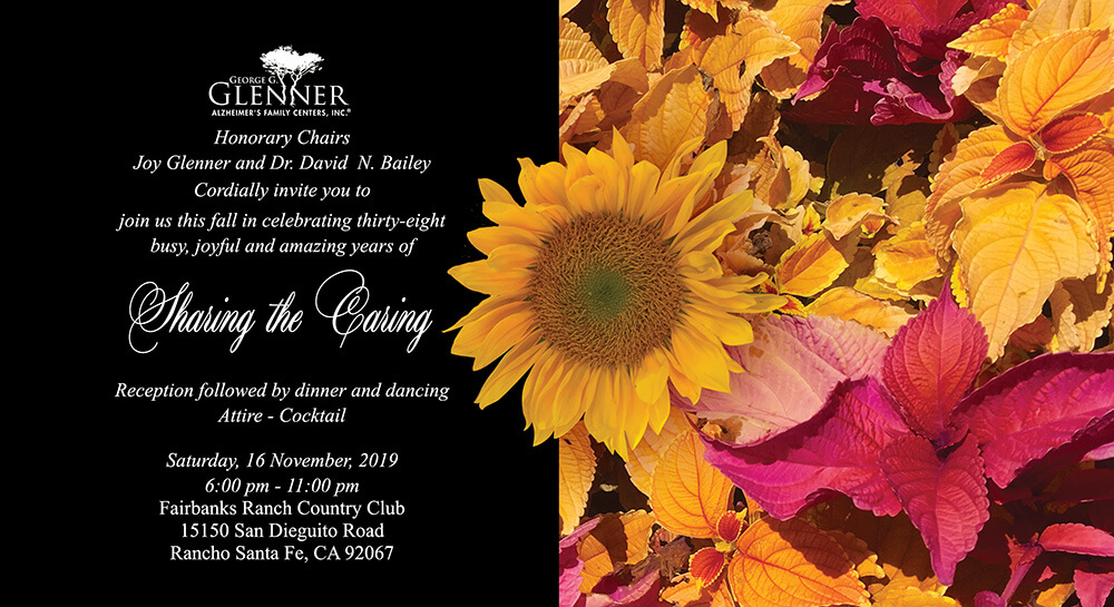 Fall Fundraiser Postcard - Front