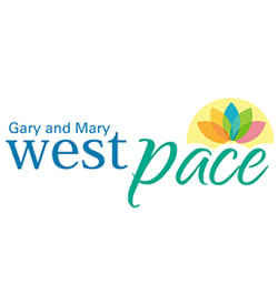Gary and Mary West Pace