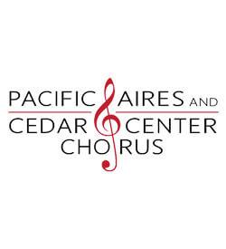 Pacific Aires and Cedar Center Chorus